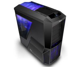 Zalman Z11 Plus Midi Black