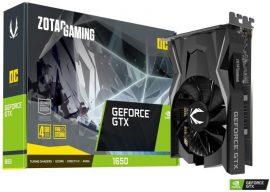 Zotac GeForce GTX1650 OC 4GB GDDR6